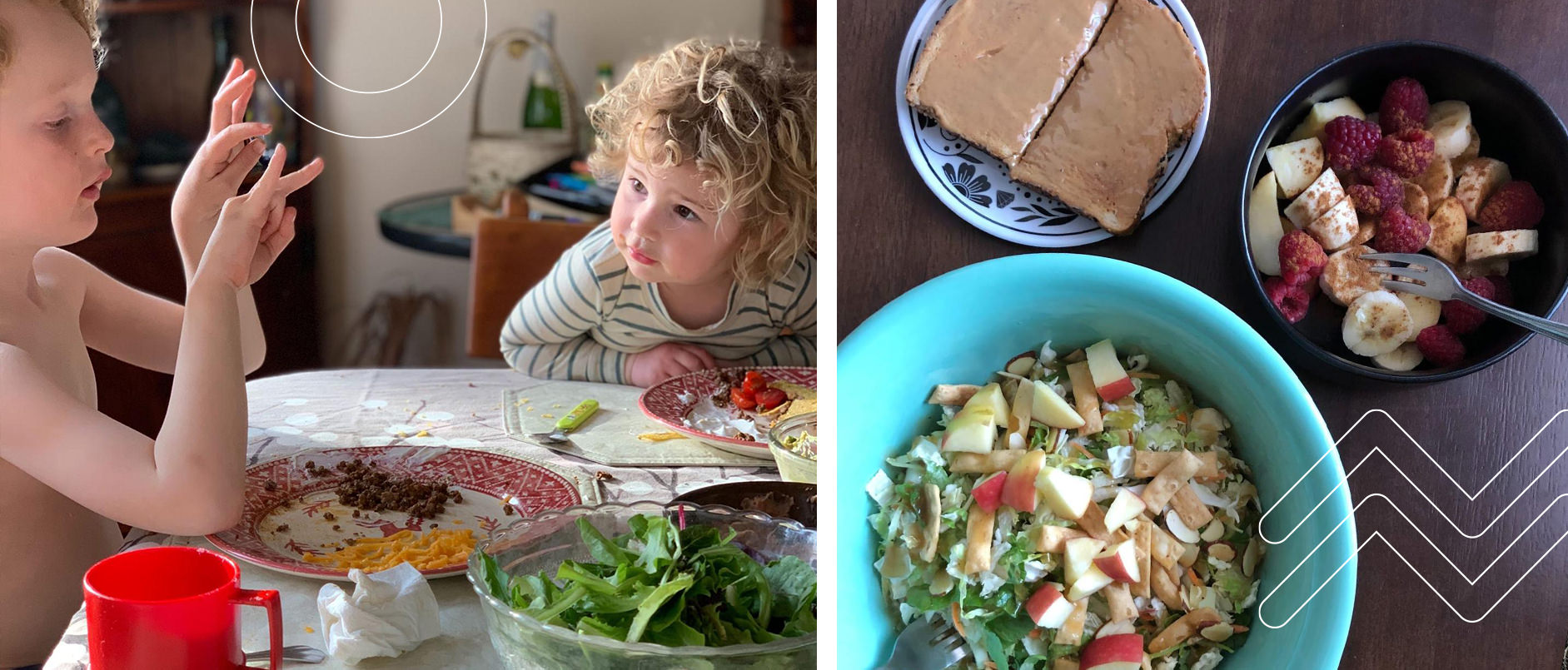 Creativity in Parenting - Eating Well