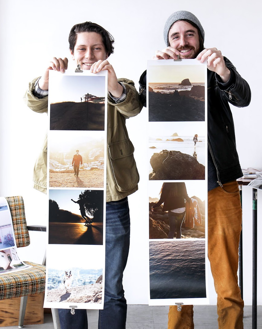 Gift Guide for Him - Giant Photostrips
