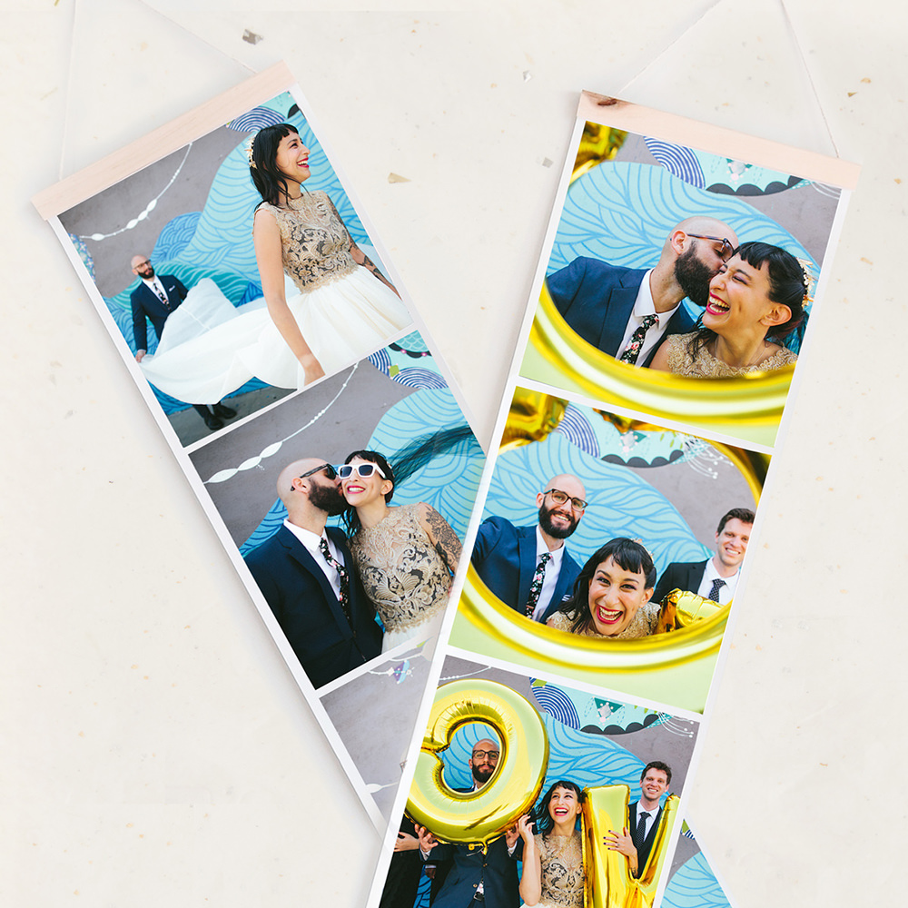 Gifts for Her - Giant Photo Strips