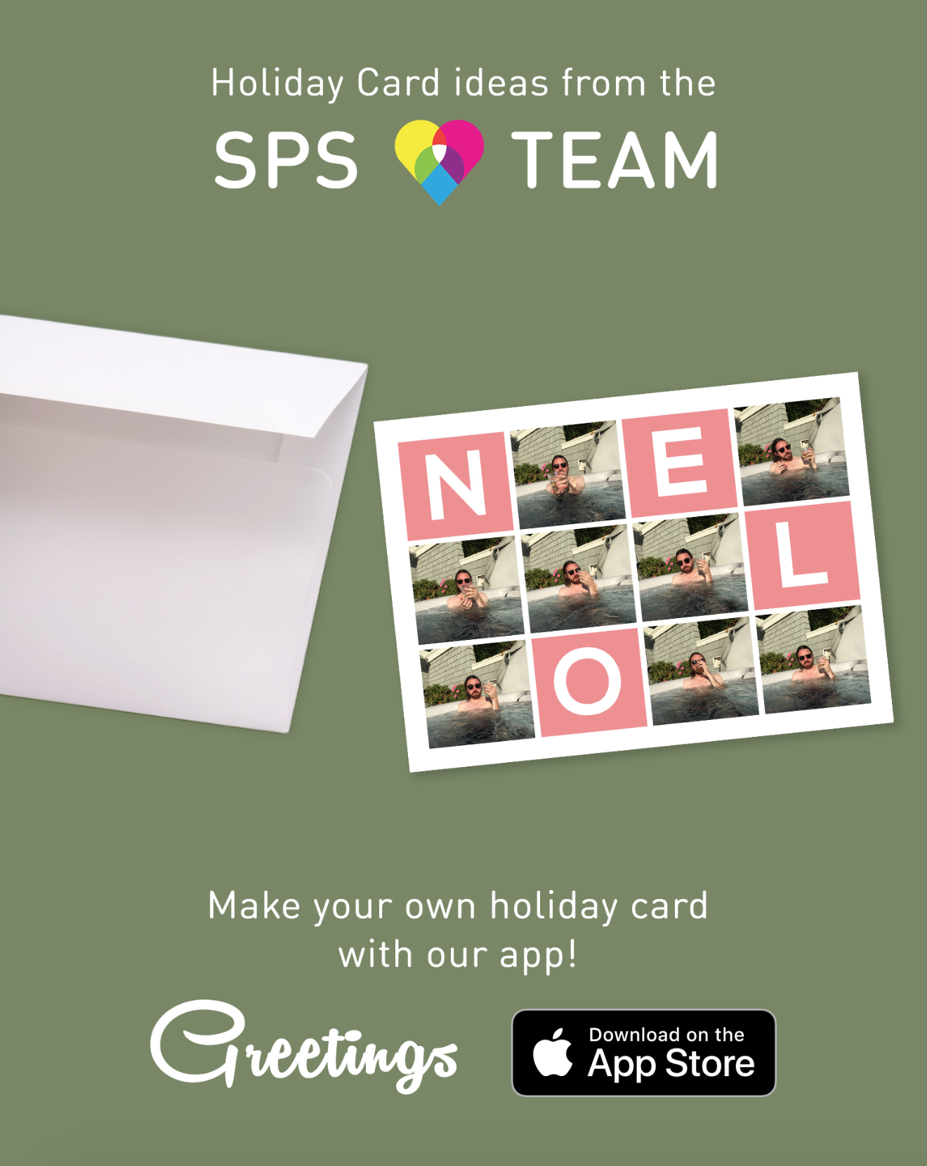 Need Ideas For What To Print On Your 2018 Holiday Cards We Ve Rounded Up Some Fun And Easy Card From The Social Studio Team