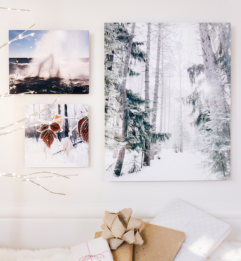 Last Minute Gift Ideas - Metal Prints