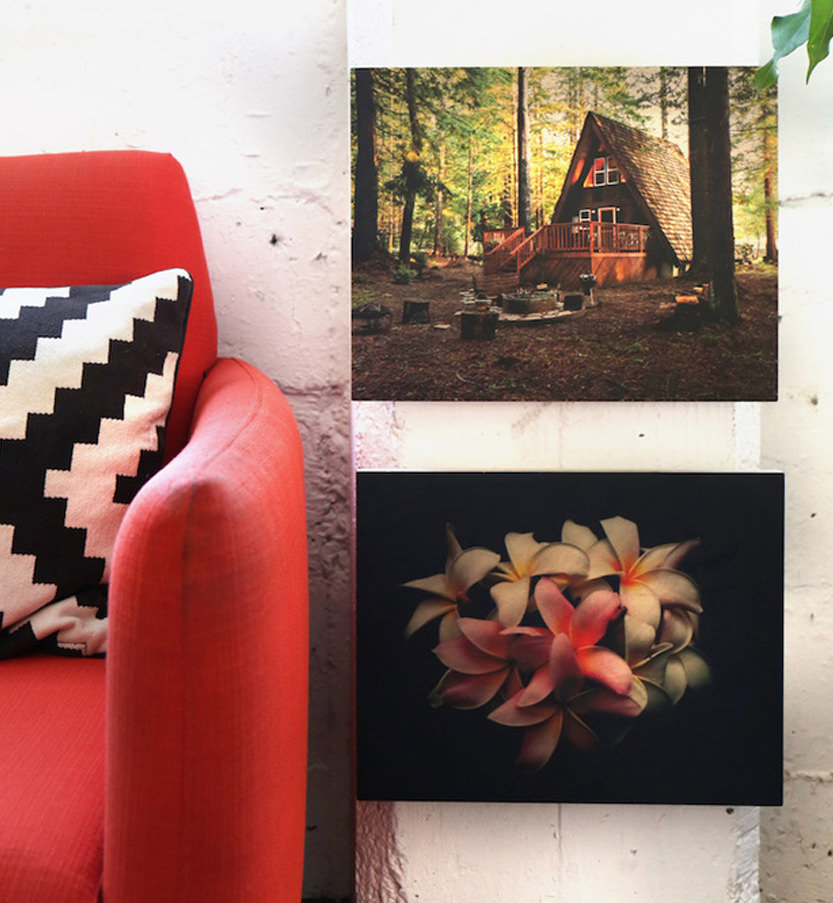Last Minute Gift Ideas - Wood Prints