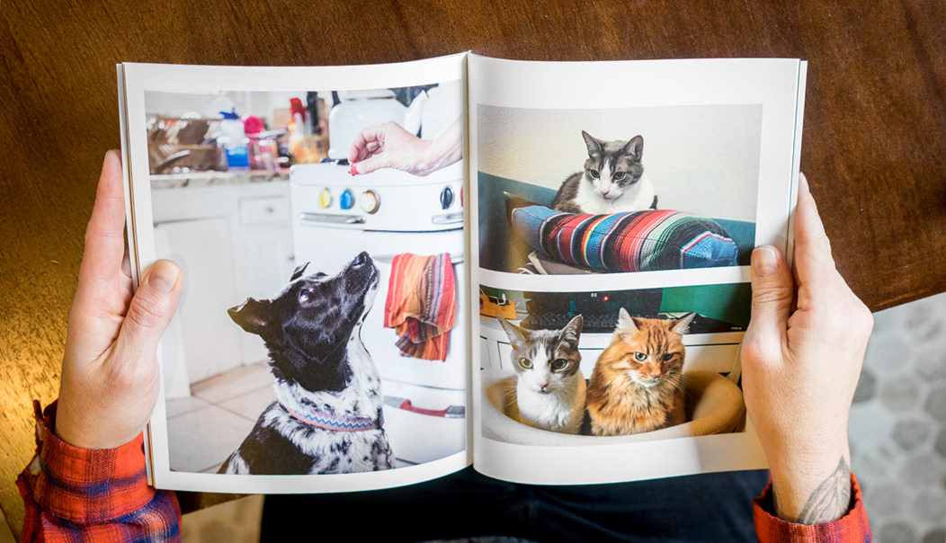 Softcover Photo Book