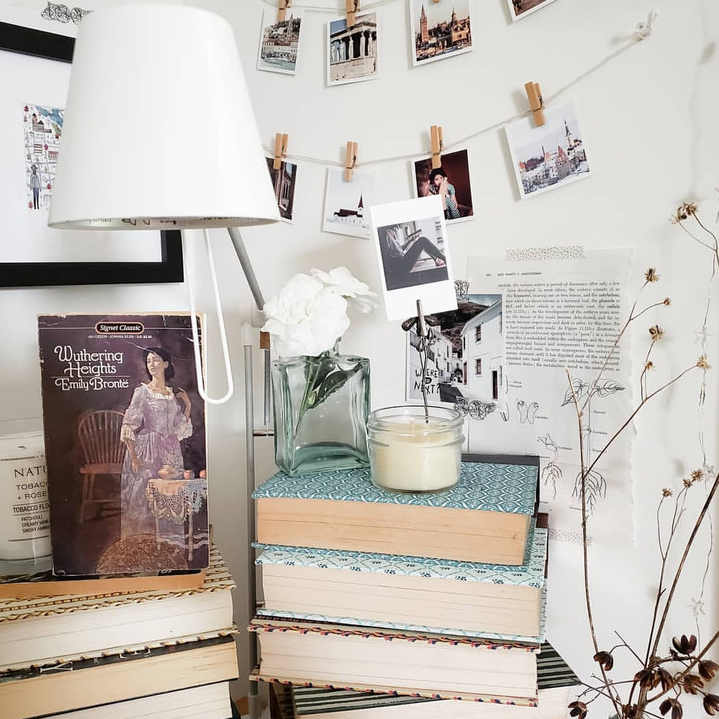 Sarah Moore DIY projects tp transform your space Book Nook