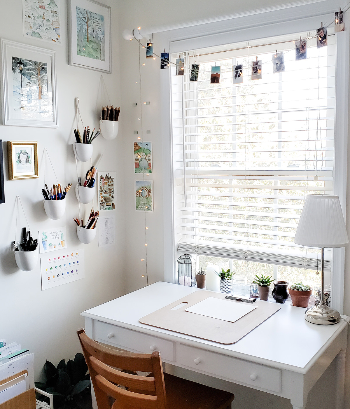 Sarah Moore DIY projects tp transform your space Studio Space