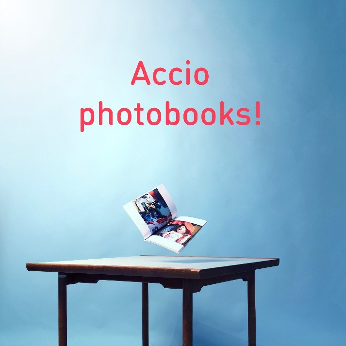 Accio Photobooks