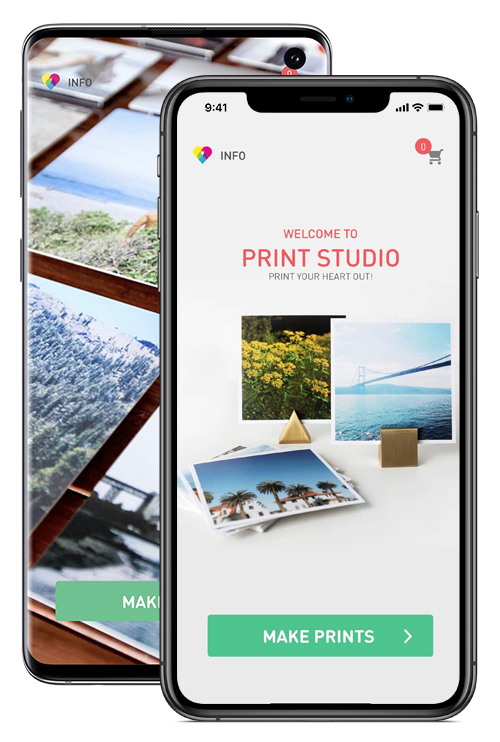 Print Studio App   The best way to print your iPhone and